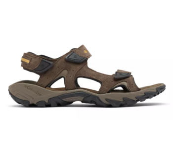 Columbia Men's Santiam 3 Strap Sandal