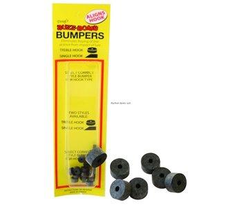 Buzz Bomb Treble Hook Bumpers 20/pk
