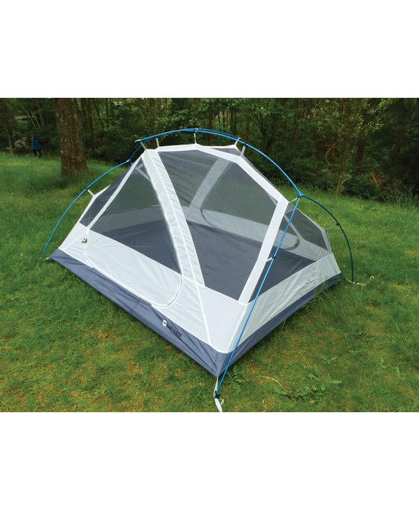 Hotcore Mantis 2 Person Backpacking Tent - Aluminum Poles