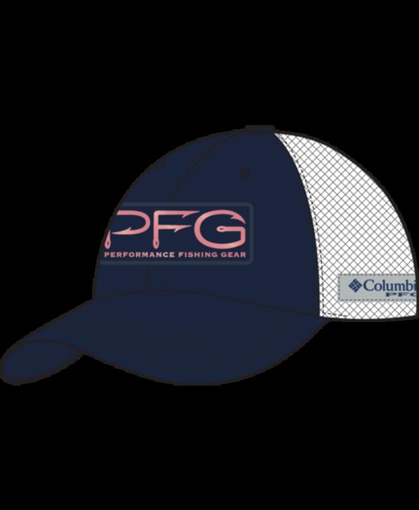 Columbia Womens PFG Mesh Ball Cap