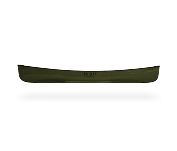 Abitibi & co. - Scott Canoe - Fiberglass Echo 14' Forest Green