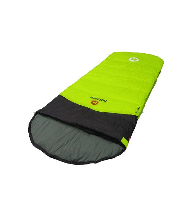 "Hotcore Wasabi 2 Sleeping Bag Rectangular  90""x34"" 3.9 lbs -10o C"