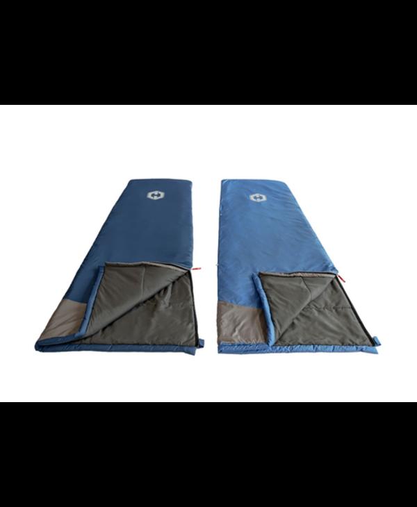 Hotcore Blueberry Hill 3 Season Double Wide Sleeping Bag