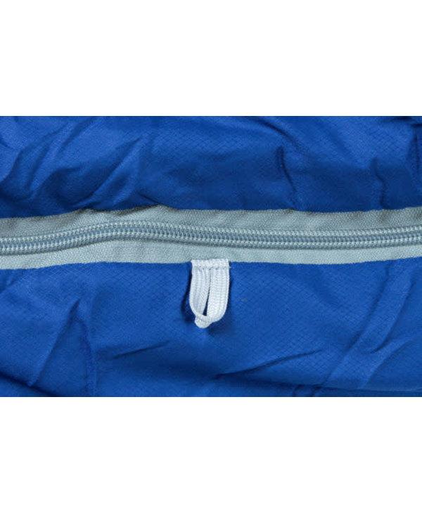 "Hotcore R-200 Sleeping Bag Rectangular Blue 78""x34"" 3.9 lbs -10o C"