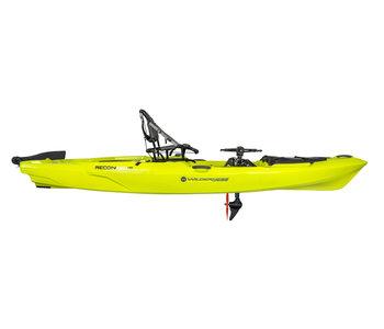 Wilderness Systems  Recon 120 Kayak - Infinite Yellow