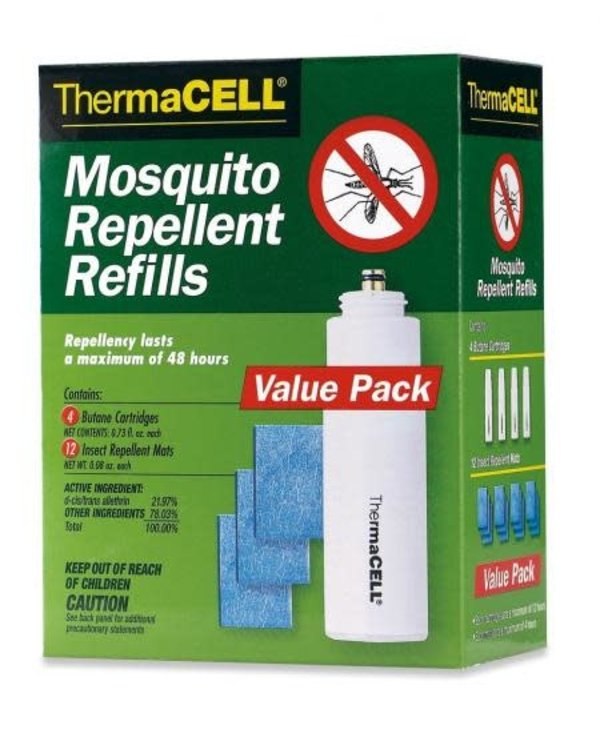 Thermacell Value Refill - 4 Pack