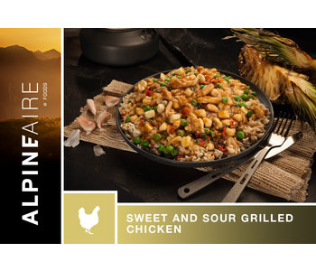 AlpineAire Sweet and Sour Grilled Chicken