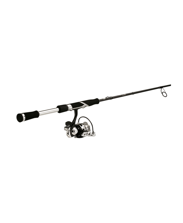 """13 Fishing Fate Chrome - 6'7"""" M Spinning Combo - 2 pc"""