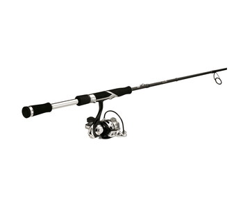 """13 Fishing Fate Chrome - 7'1"""" M Spinning Combo - 2 pc"""