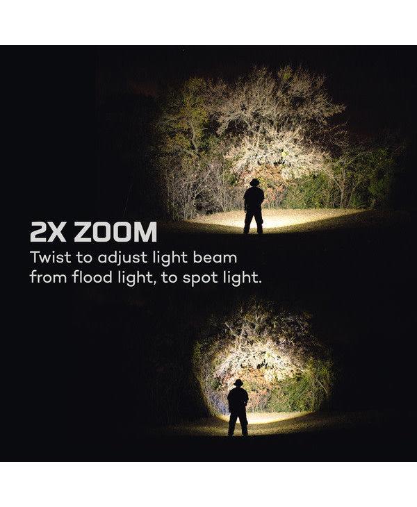 NEBO 12K 12,000 Lumen Flashlight