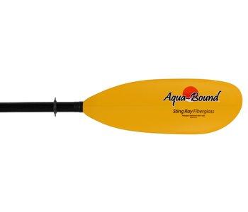 Aqua Bound Sting Ray Fiberglass 2-Piece Kayak Paddle