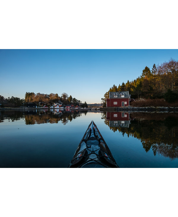 Aqua Bound Sting Ray Carbon 2-Piece Posi-Lok Kayak Paddle
