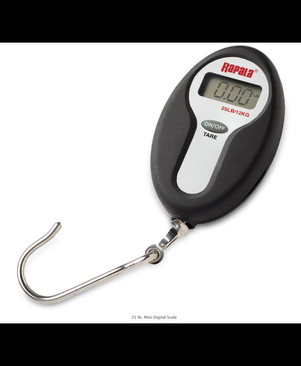 Rapala Mini Digital Scale 25lb.