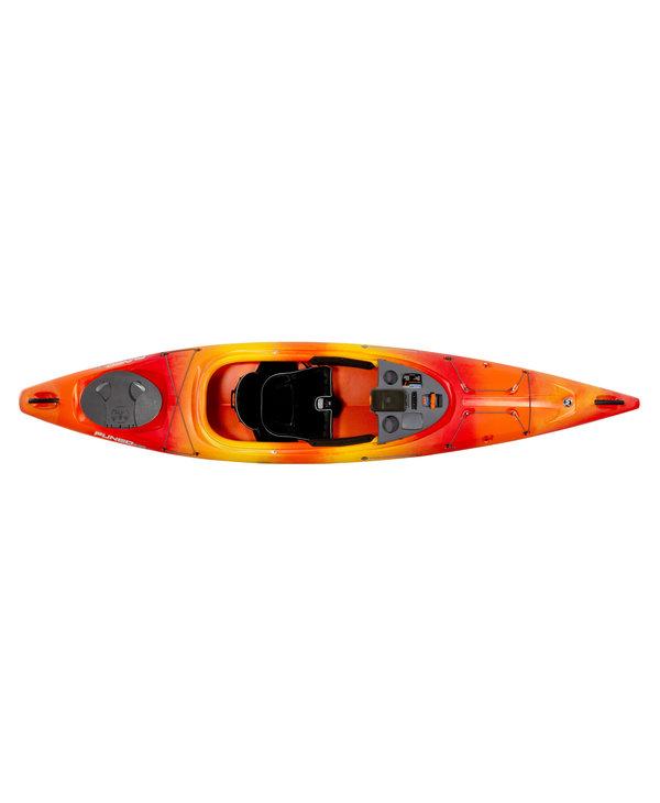 Wilderness Systems Pungo 125 Kayak - Mango