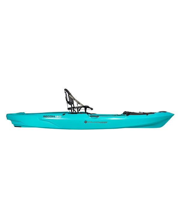 Wilderness Systems Recon 120 Kayak - Aqua