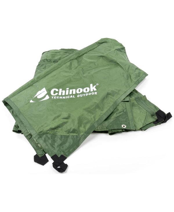 """Chinook Tarp 12' x 9'6"""" - Green"""