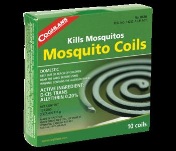 Coghlan's Mosquito Coils - pkg of 10