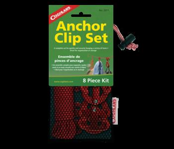 Coghlan's Anchor Clip Set