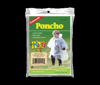 Coghlan's Kids Poncho - Clear