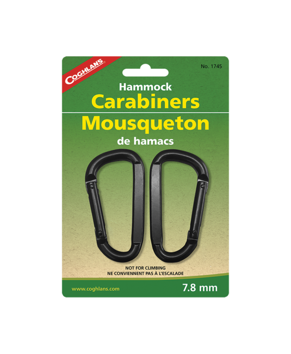 Coghlans Hammock Carabiners