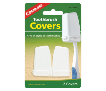 Coghlan's Toothbrush Covers - pkg of 2