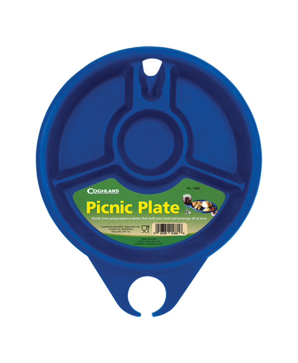 Coghlan's Picnic Plate