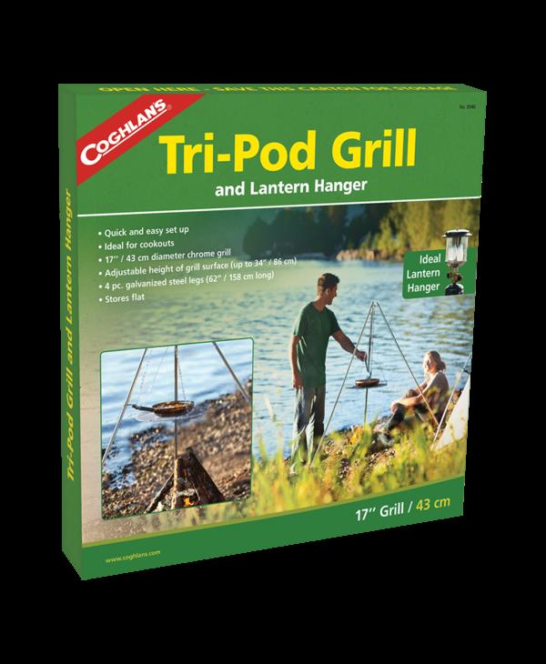 Coghlan's Tri-Pod Grill