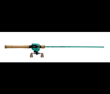 """13 Fishing Fate Green/Origin TX - 6'7"""" M Casting Combo - 1 pc"""