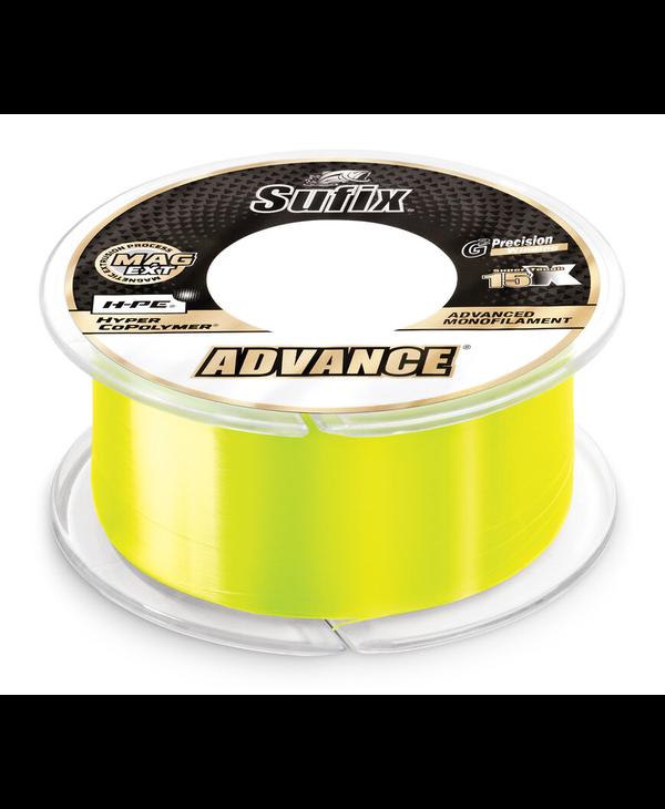 Sufix Advance Monofilament 330 Yd. Spool