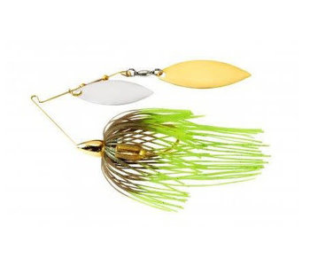 War Eagle Screamin Eagle Gold Frame Double Willow Spinnerbait