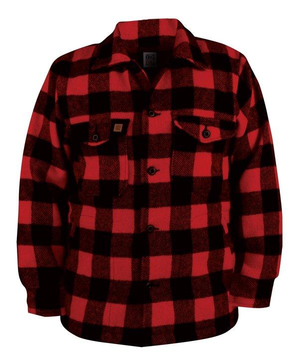 Codet The Alpine 4 Pocket Plaid Wool Jacket