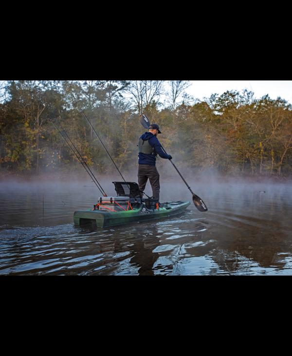 Perception Outlaw 115 Kayak - Moss Camo