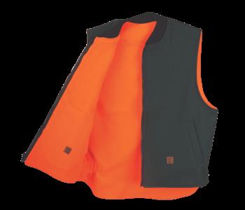 Codet 8 Pointers Reversible Wool Vest