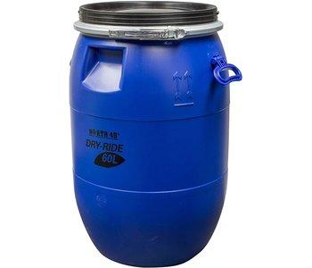 WFS Dry Ride Barrel - 60L  Gear or Bear Barrel
