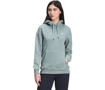 North Face Women's Heritage Patch Pull-Over Hoodie