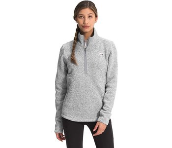 North Face Women's Crescent 1/4 Zip Pull-Over