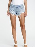 Gigi low rise cut off shorts