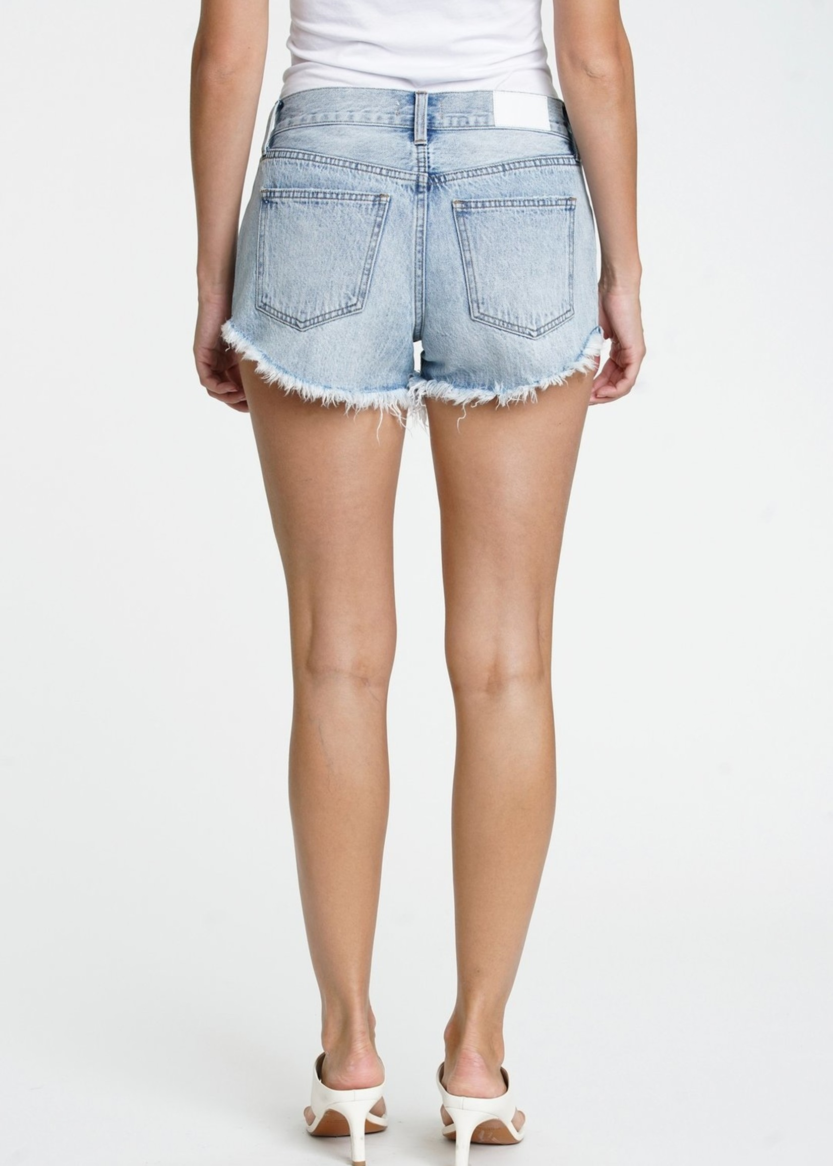 Gigi low rise cut off shorts