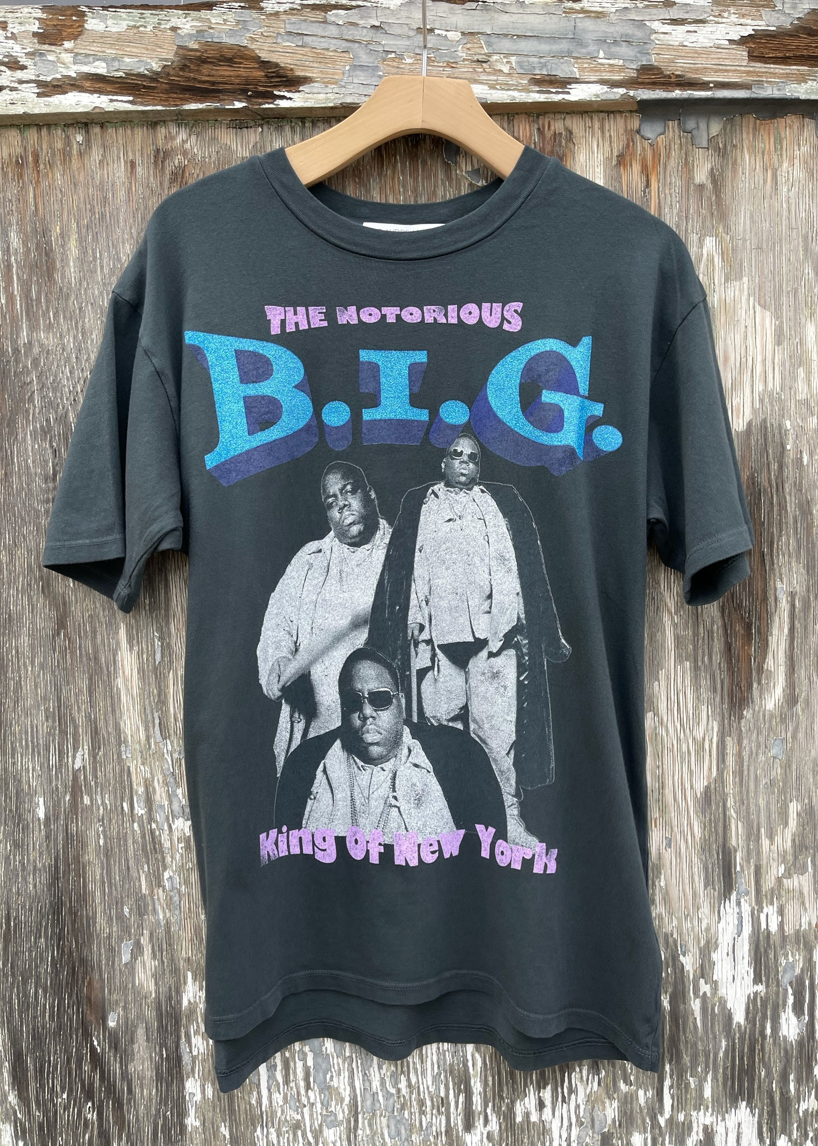 Daydreamer the notorious big king of NY tee