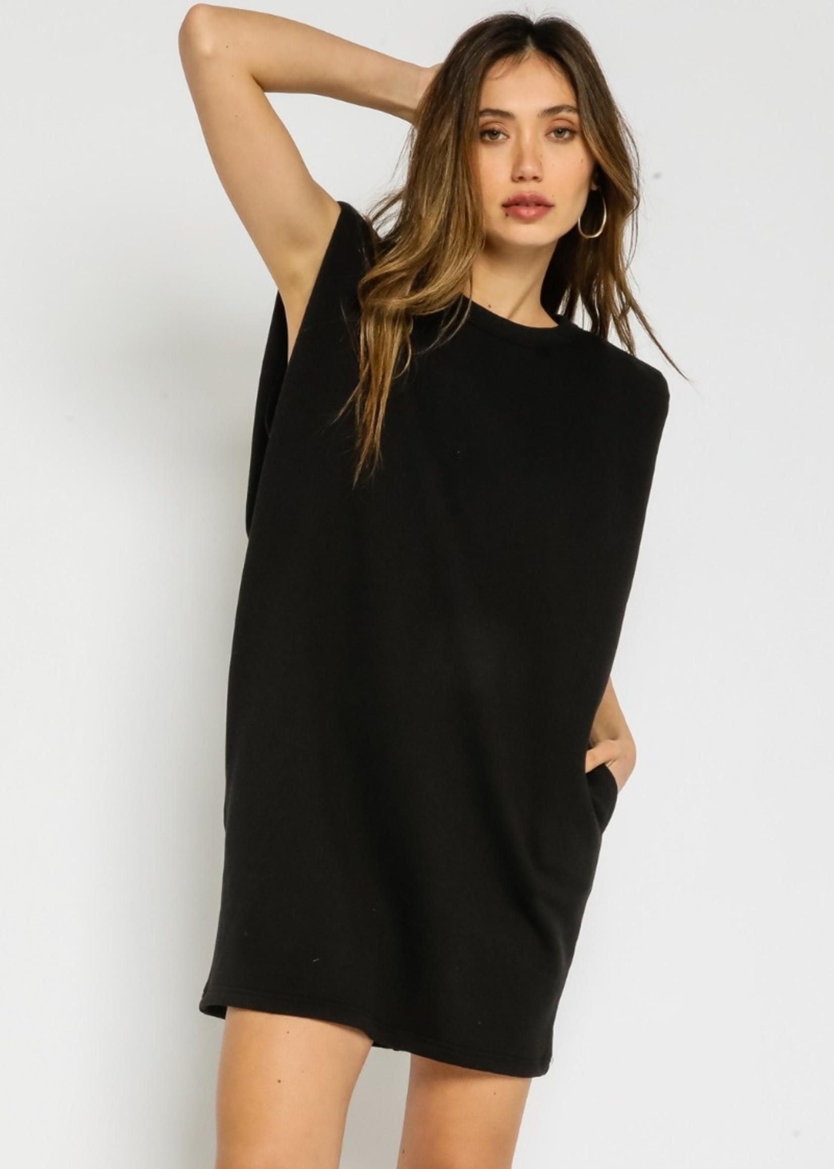 Muscle Sleeve Dress