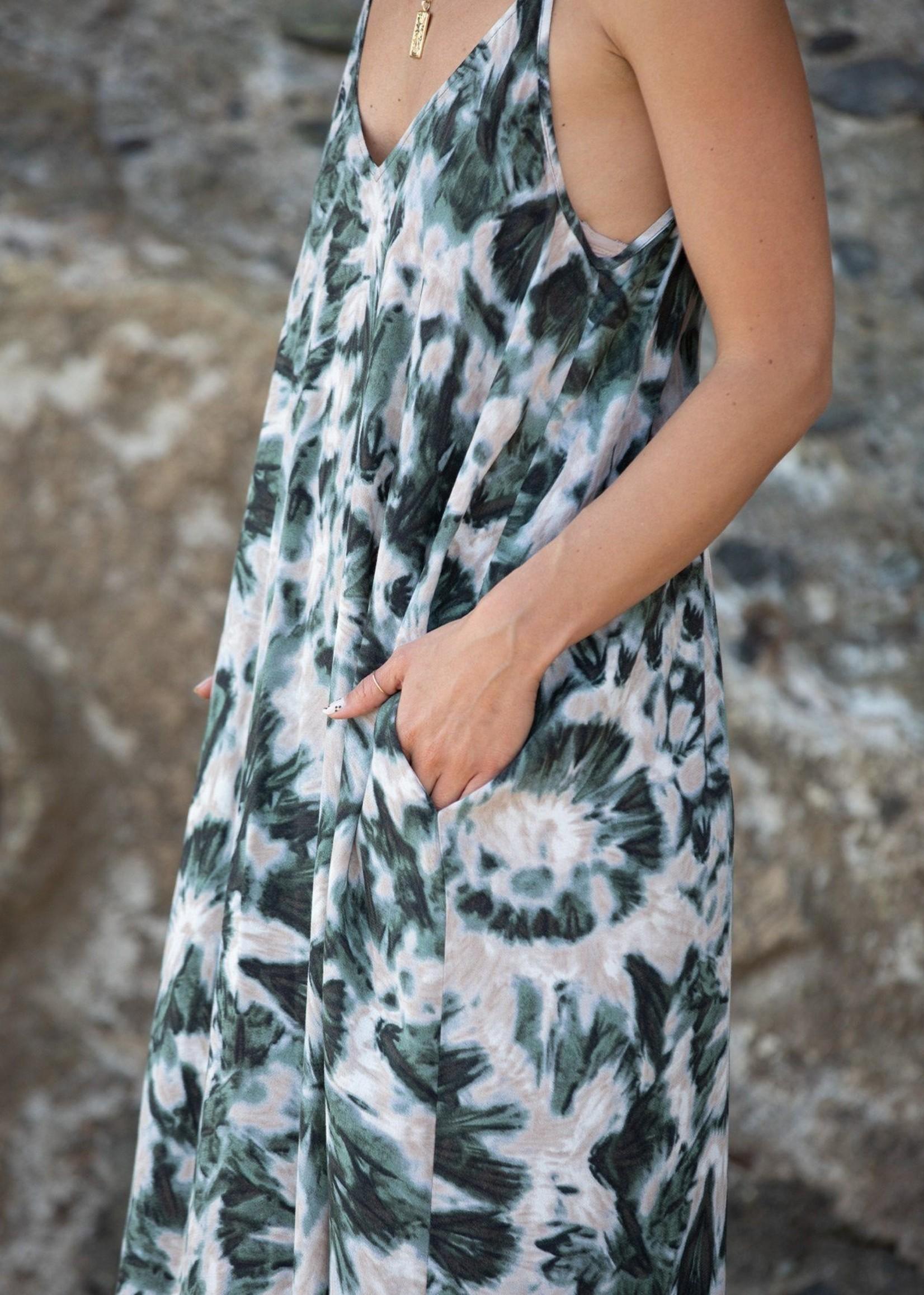 Interstellar Mila Maxi Dress