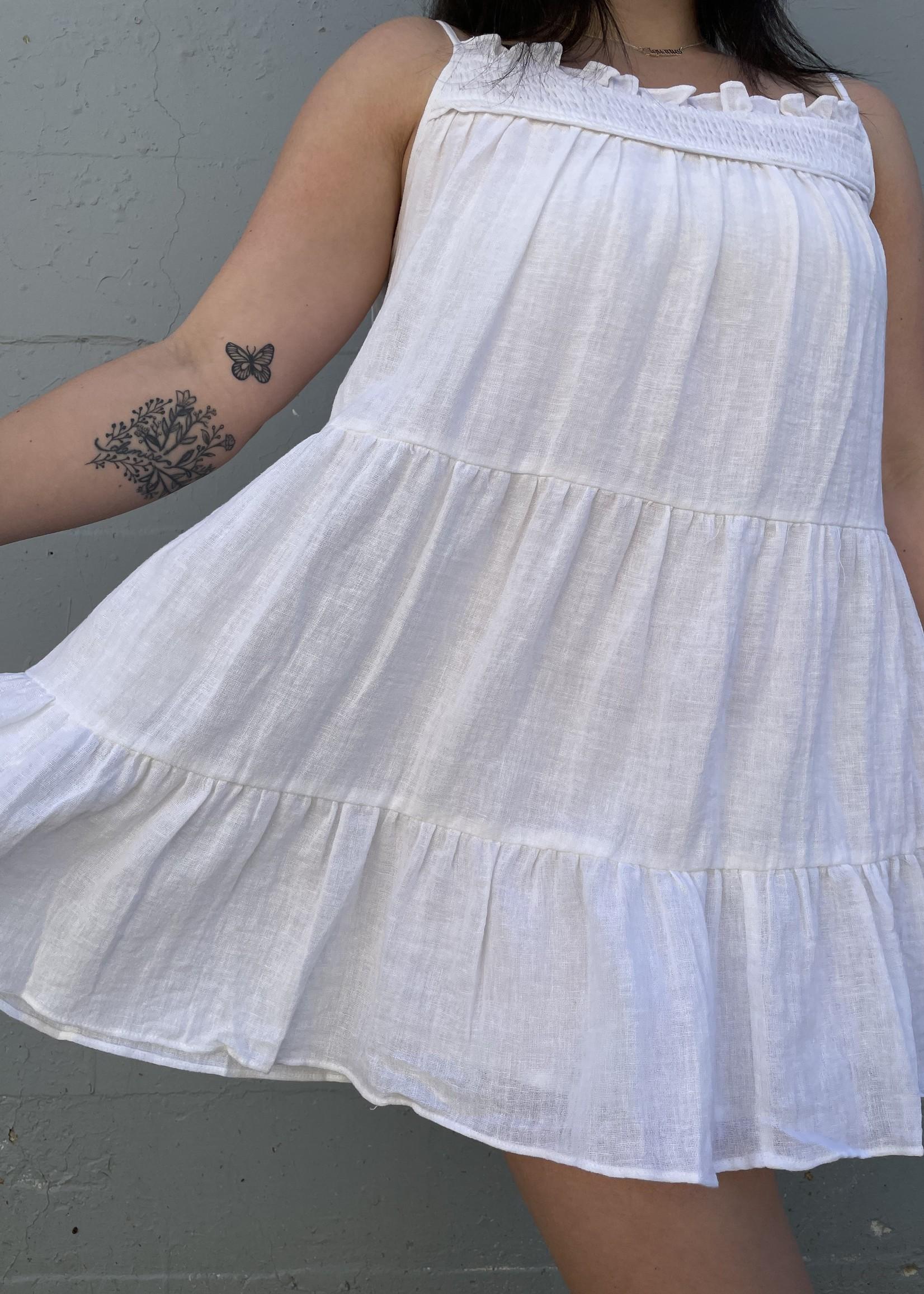 Field Days Mini Dress