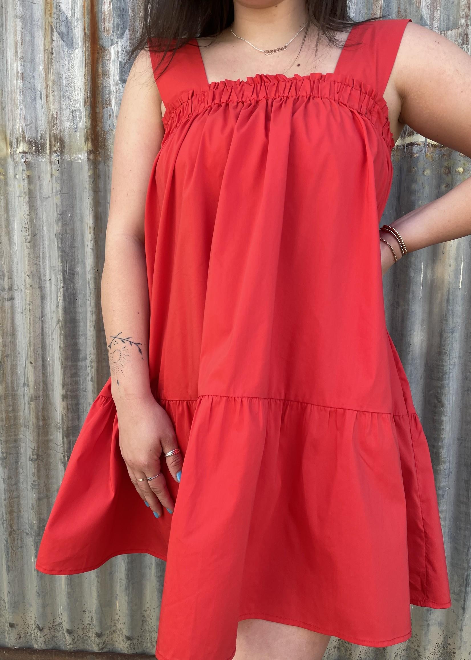 Delilah Mini Dress