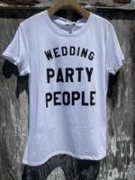 Wedding Party People Tee