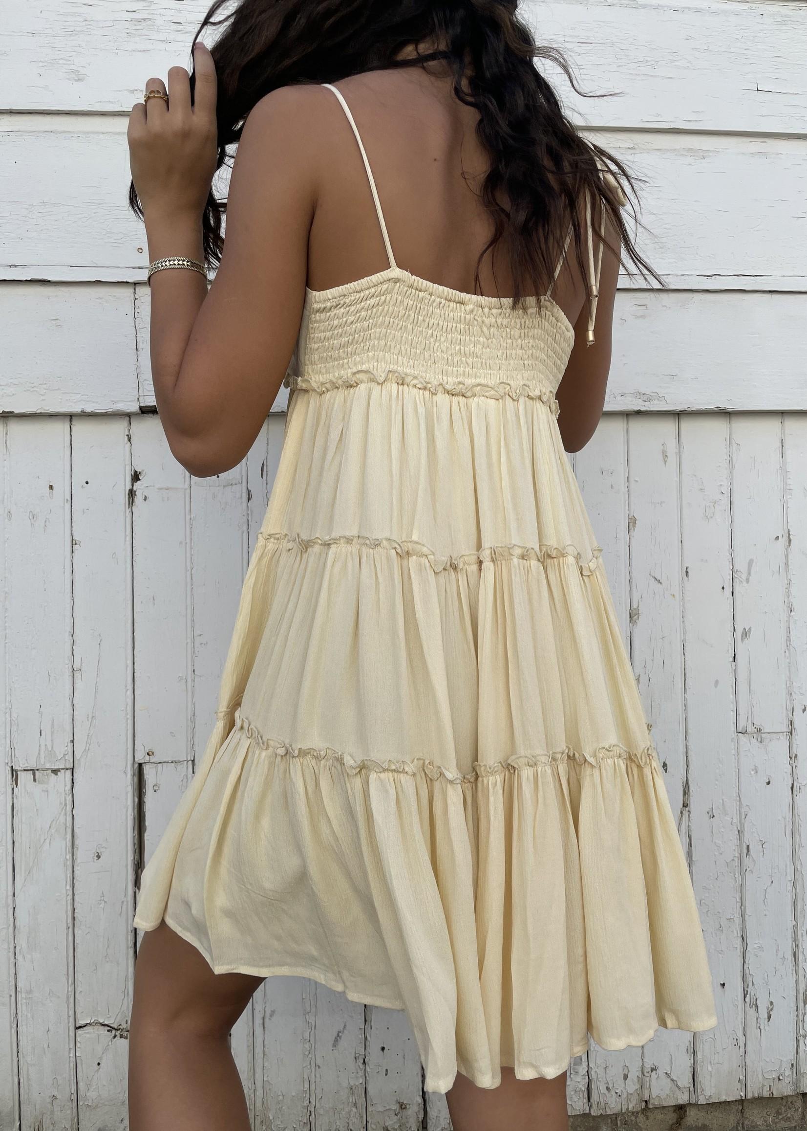 Kylie Dress- Sunny
