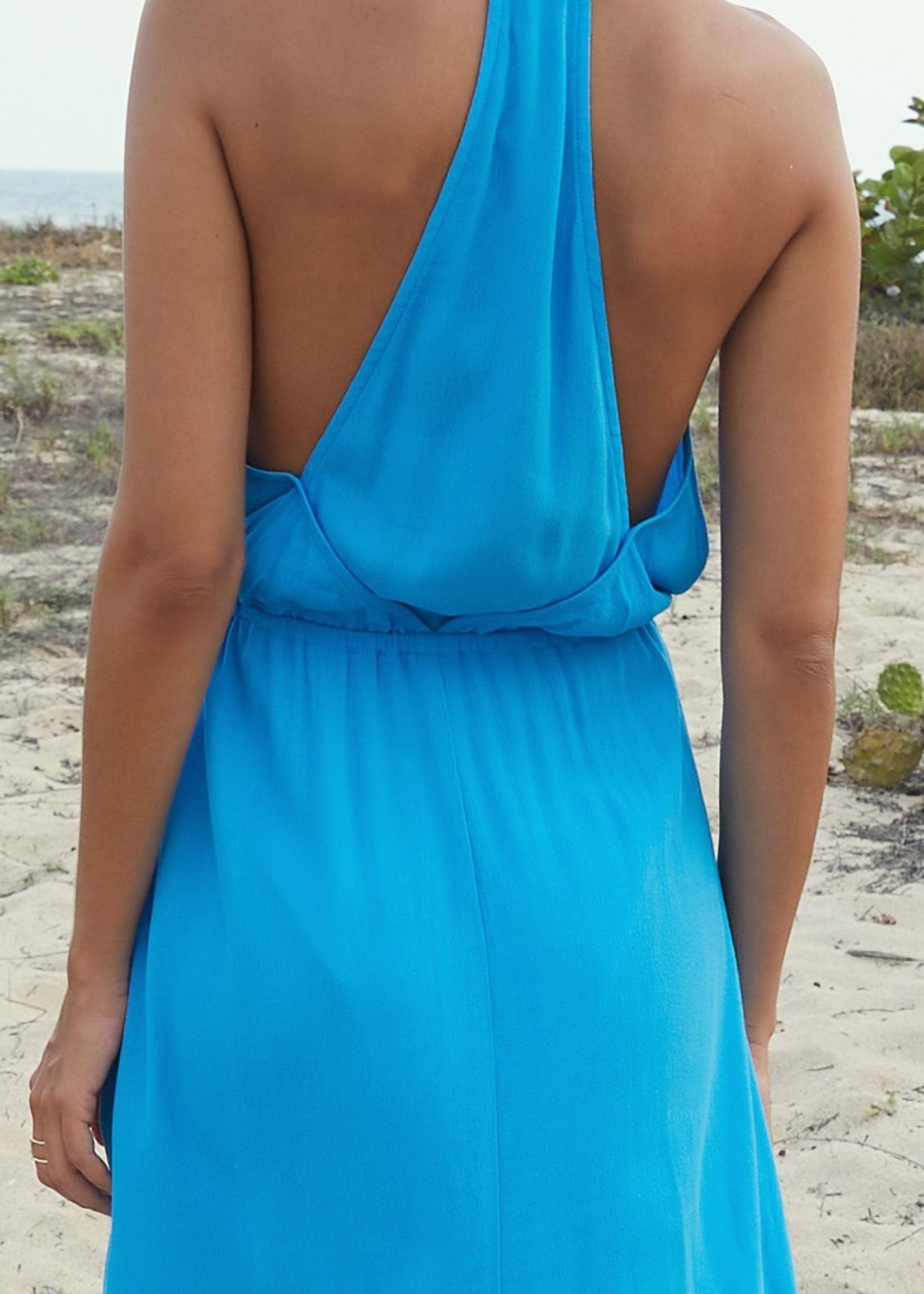 Lucky Star Maxi Dress