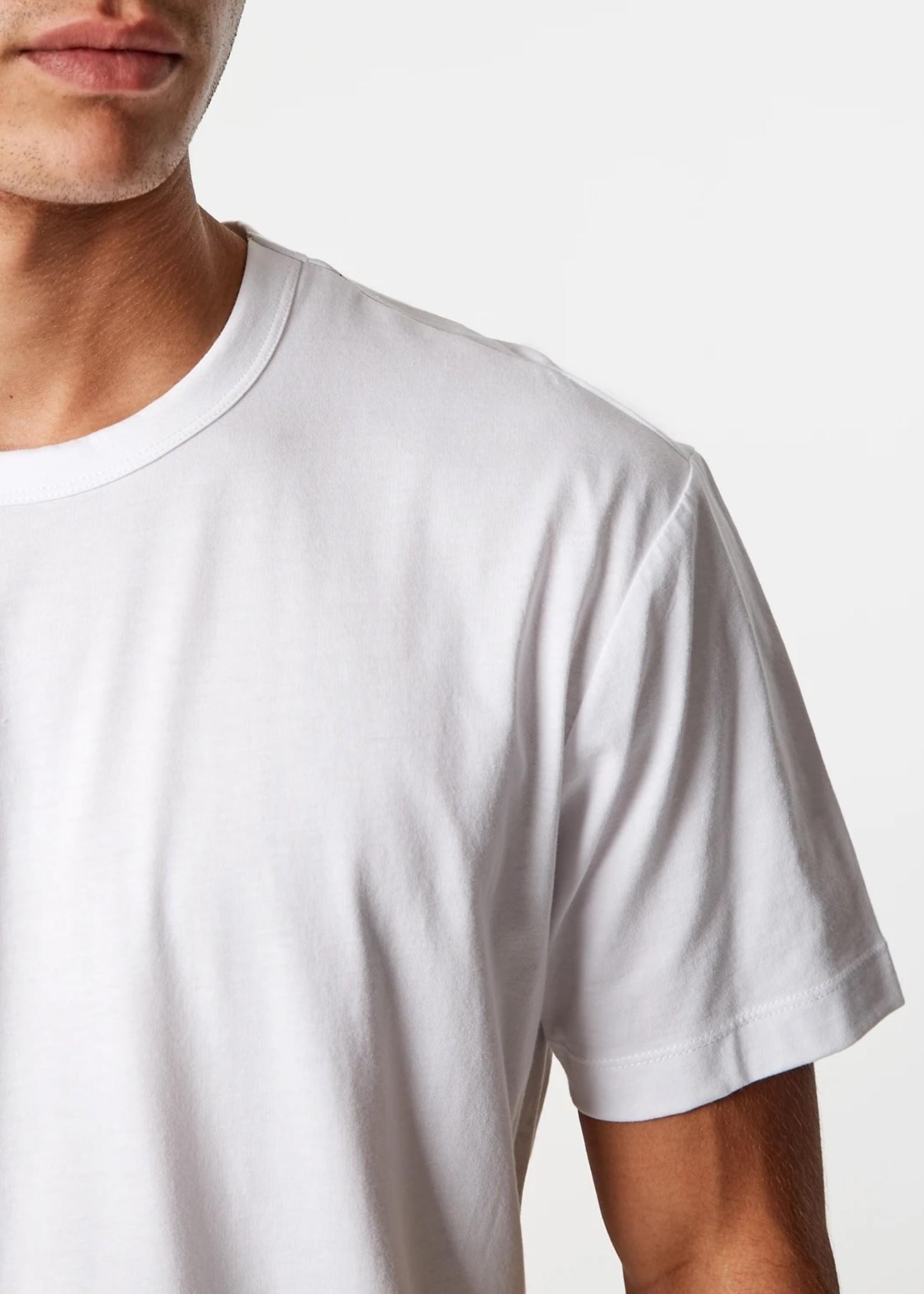 7 Diamonds Iqonicq Supima T-Shirt- White