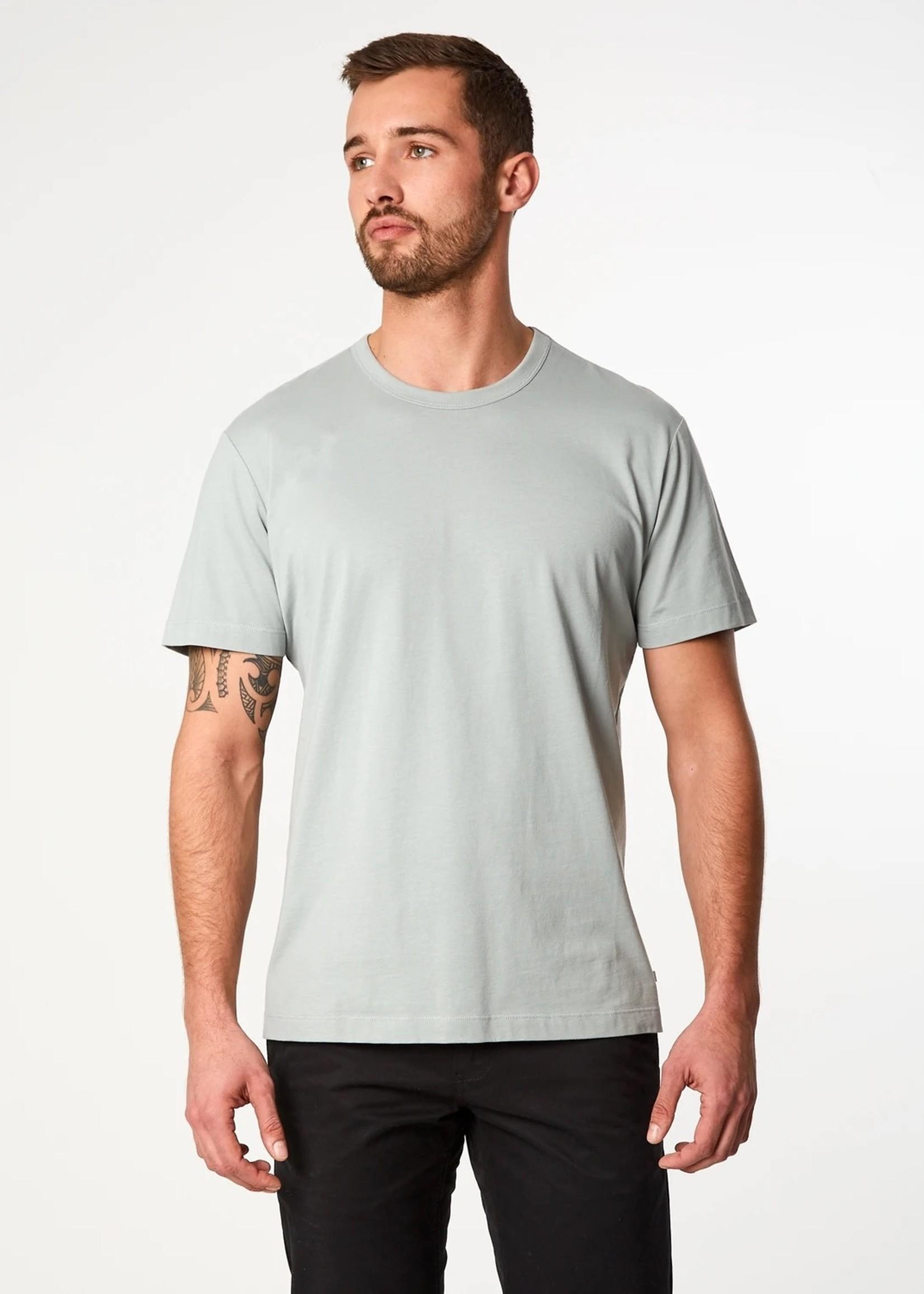 7 Diamonds Iqonicq Supima T-Shirt- Forest