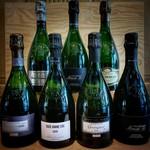 Champagne, Sparkling & Effervescent