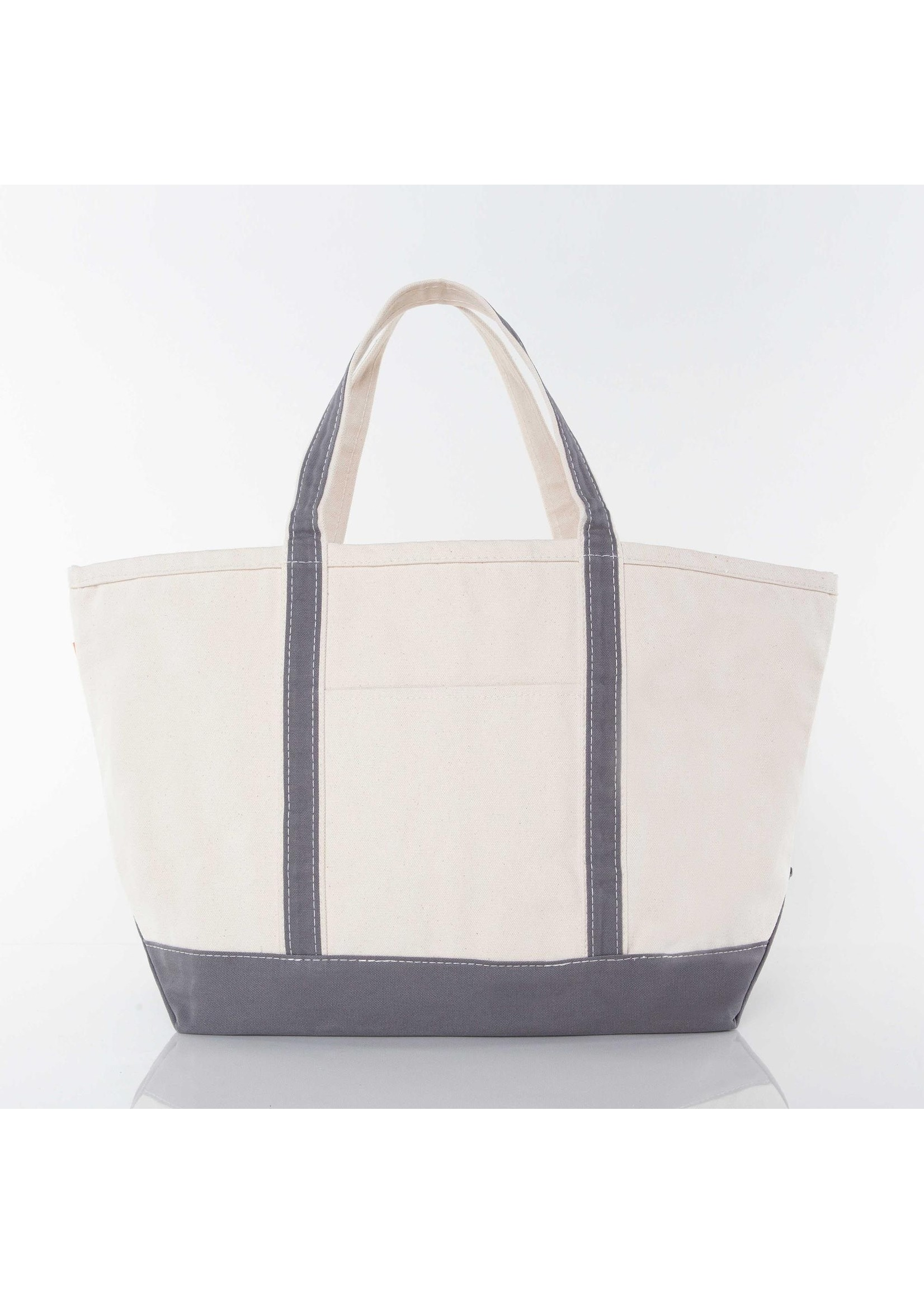 CB Station Canvas Large Boat Tote